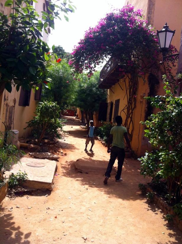 Calle de Gorée