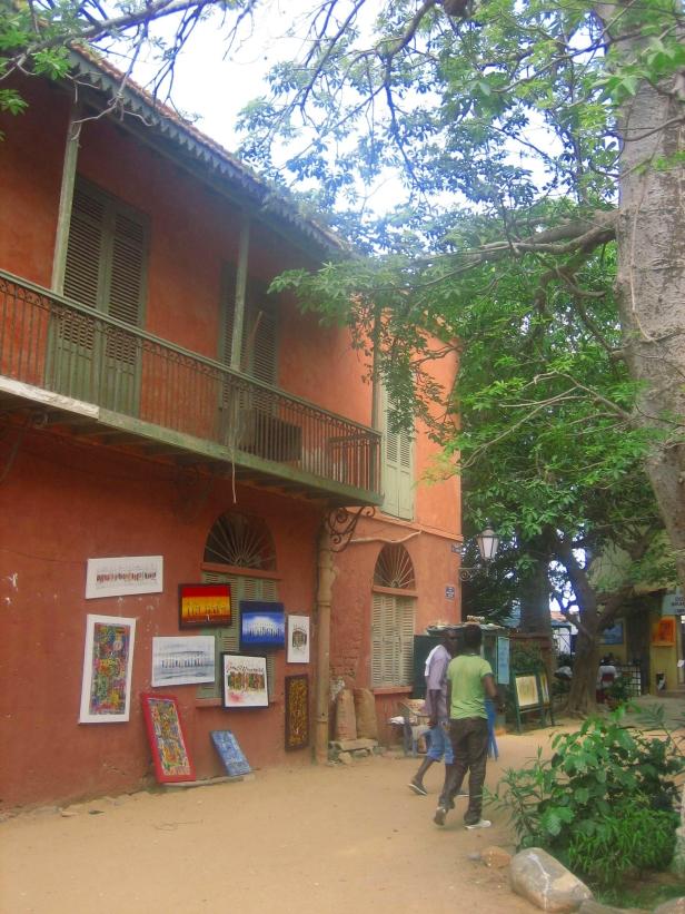 Mercado Gorée