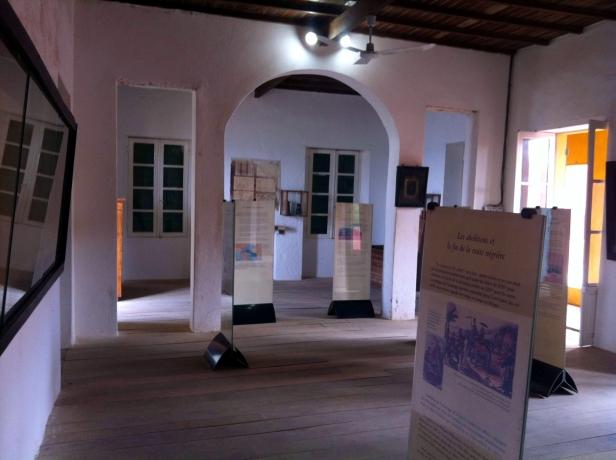 Museo esclavos Gorée