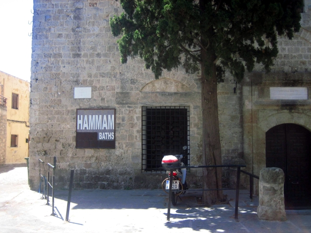 Hamman baths rodas