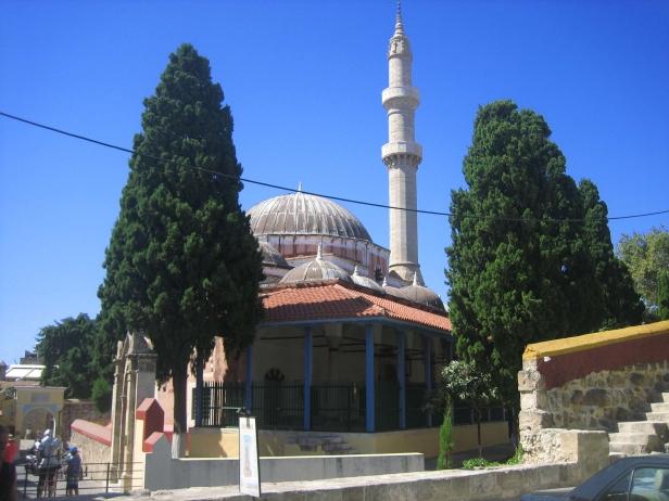 Mezquita Soliman