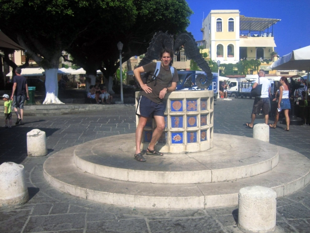 Plaza Mártires Hebreos