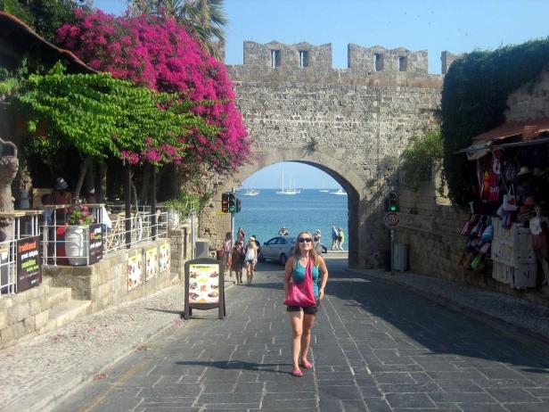 Puerta de la Virgen