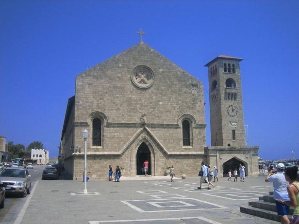 Iglesia Evangelismos